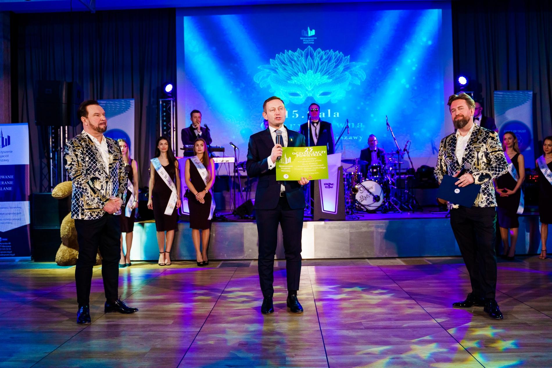 15. Gala Charytatywna - Bal Przyjaciół Warszawy 080