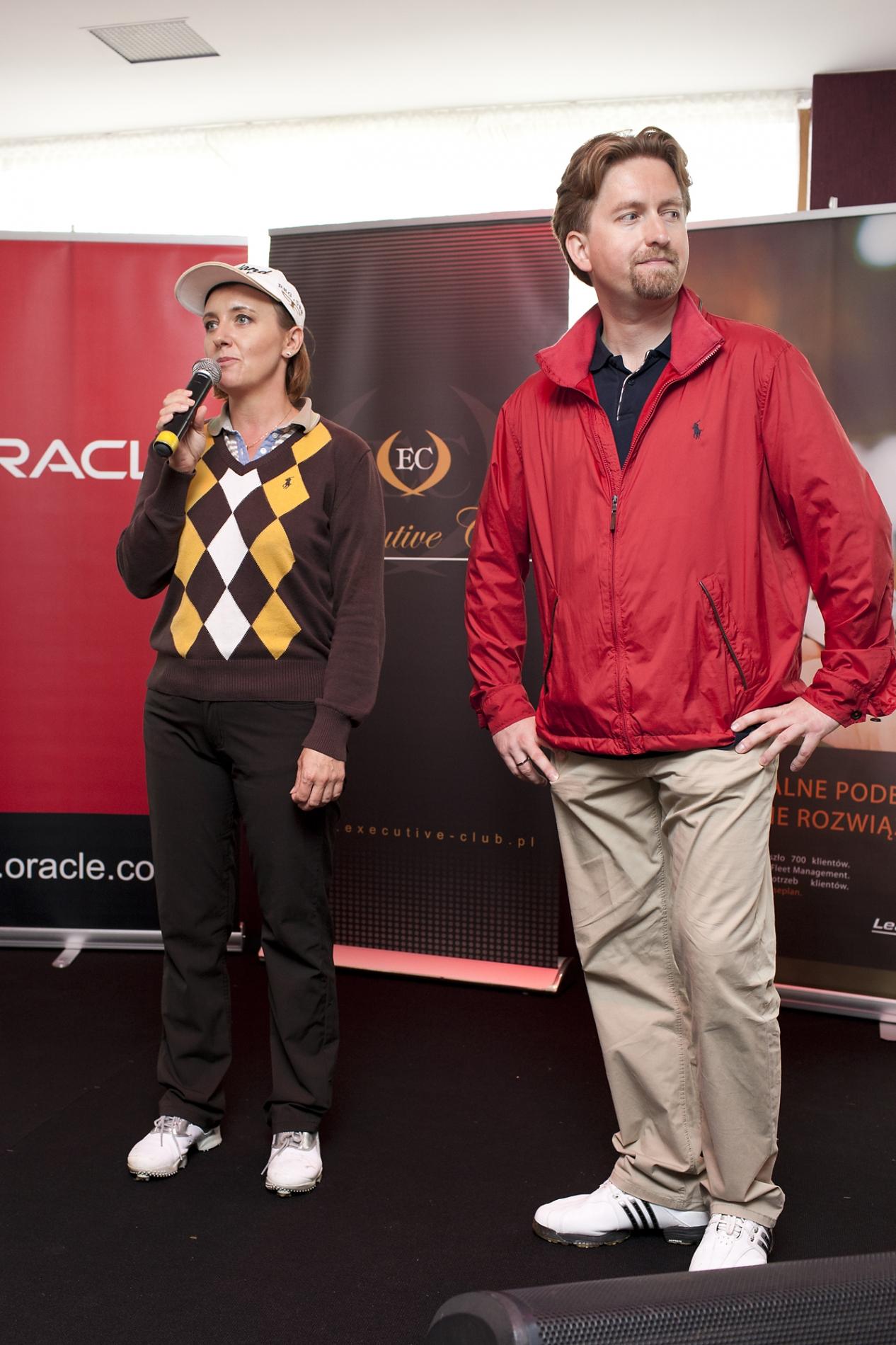 Executive Club Golf 1