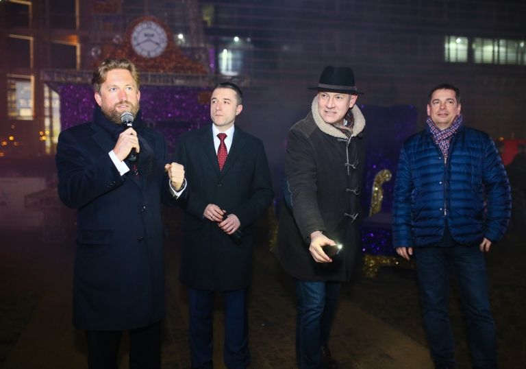 Festiwal Światła Wilanów